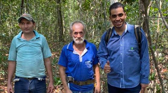 Elaboração do Plano de Exploração Florestal.